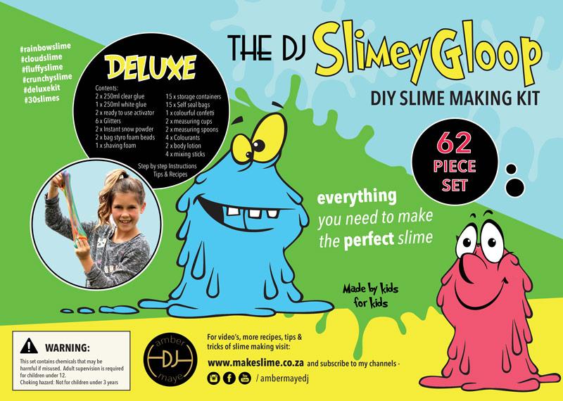 dj slimeygloop deluxe