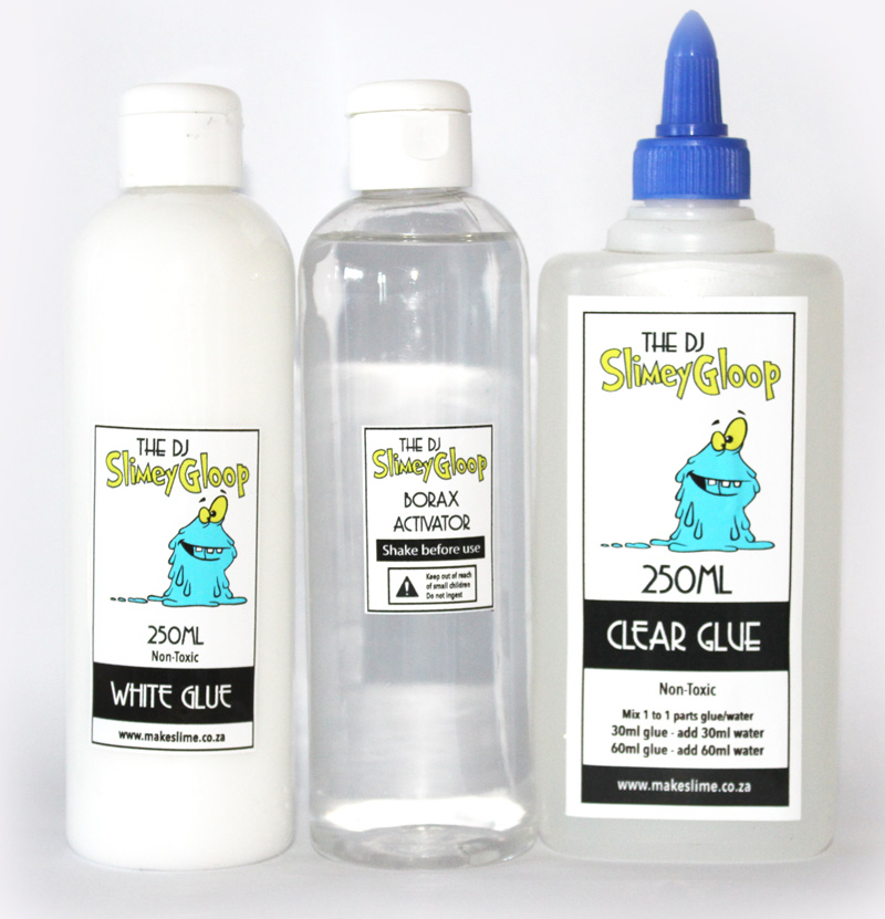 Slime glue and activator set dj slimey gloop slime glue and activator set ccuart Images