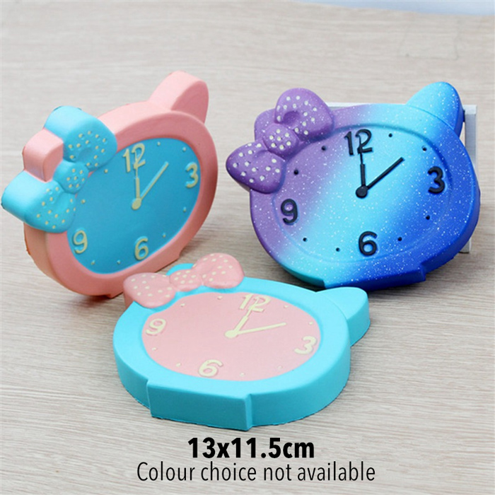 Clock Squishy