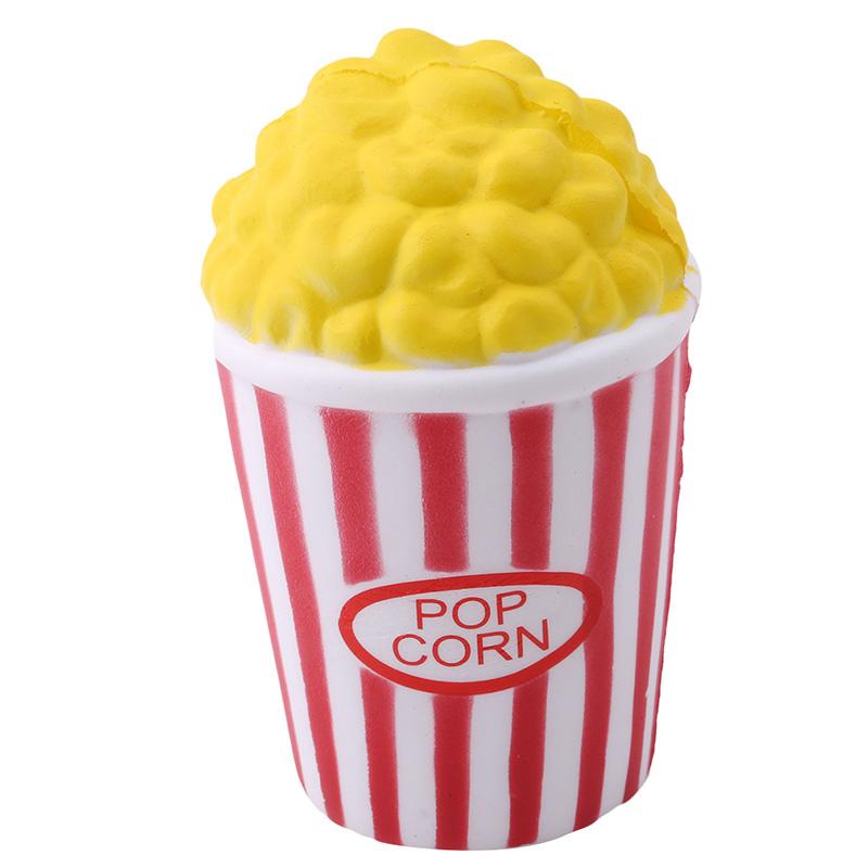 Popcorn squishy
