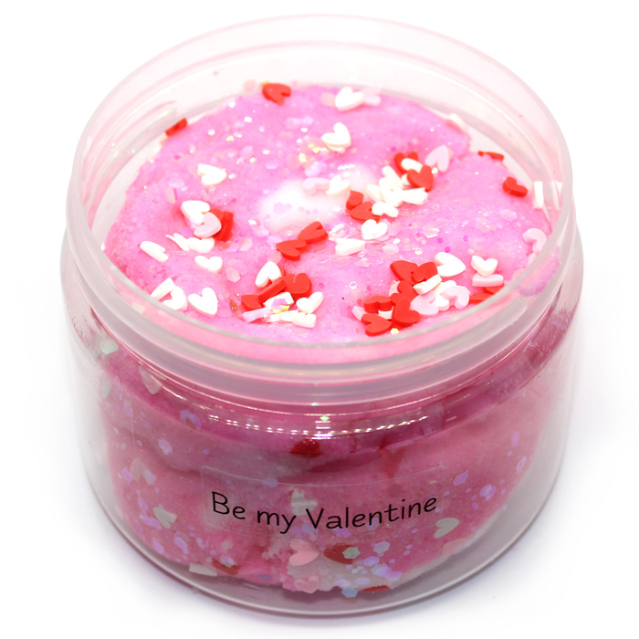 be my valentine cloud slime