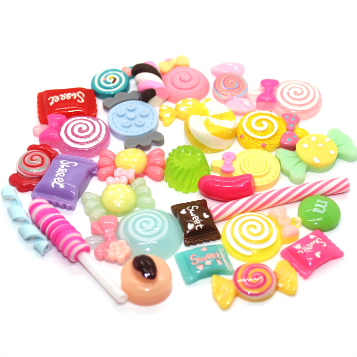 Candy Slime Charms