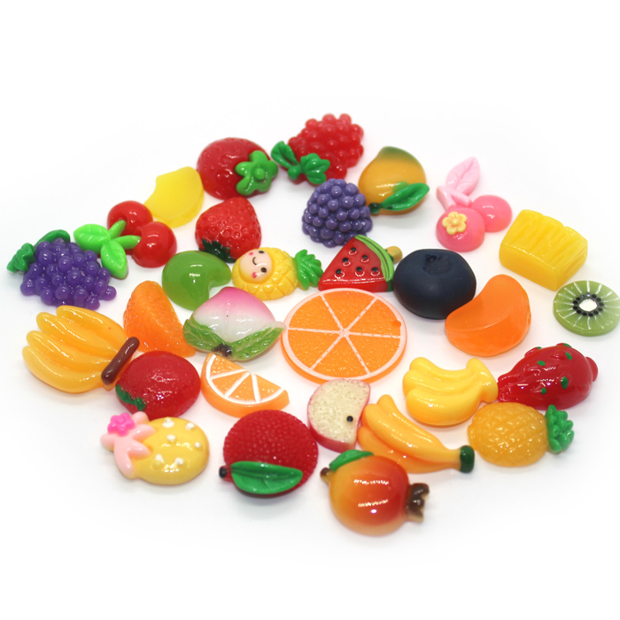 fruit Slime Charms