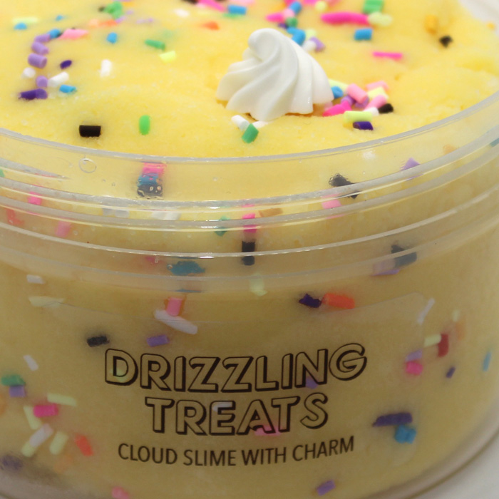 Drizzling Treats Cloud Slime