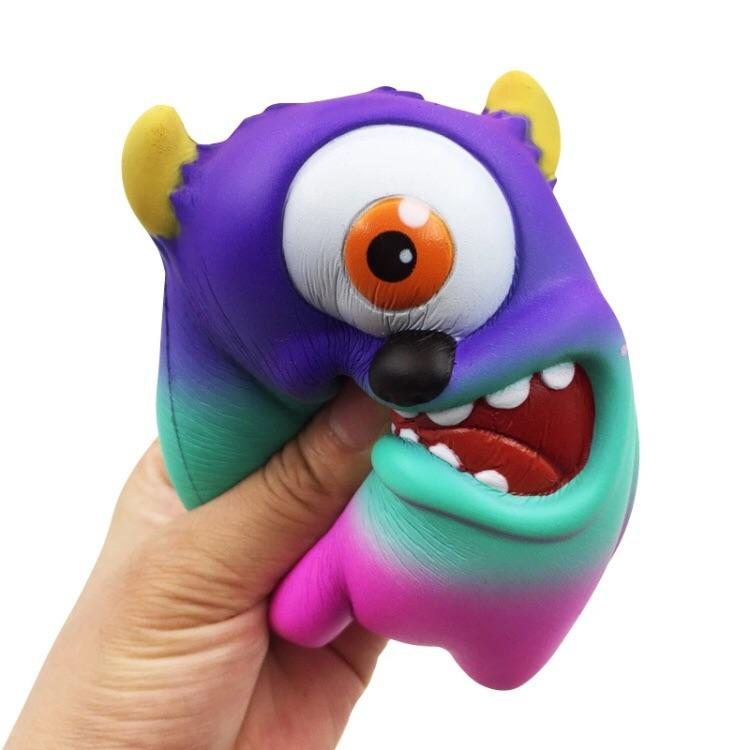 Cute Monster Squishy