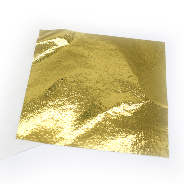 Gold Leaf Paper for slime