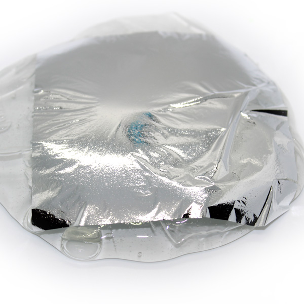 Silver Leaf Paper for slime