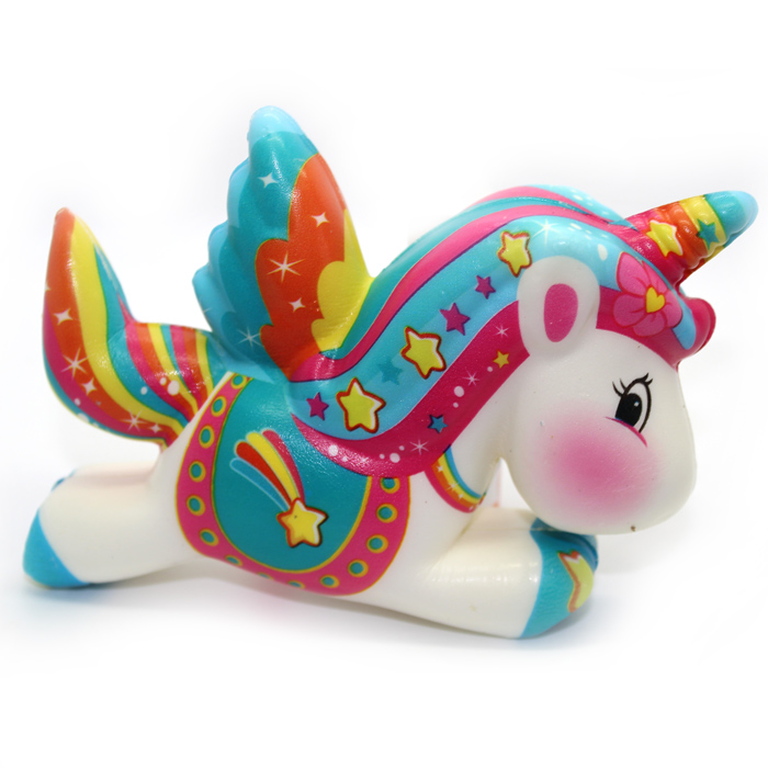Carnival Unicorn Squishy