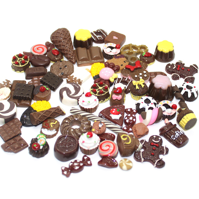Chocolate Treats Slime Charms