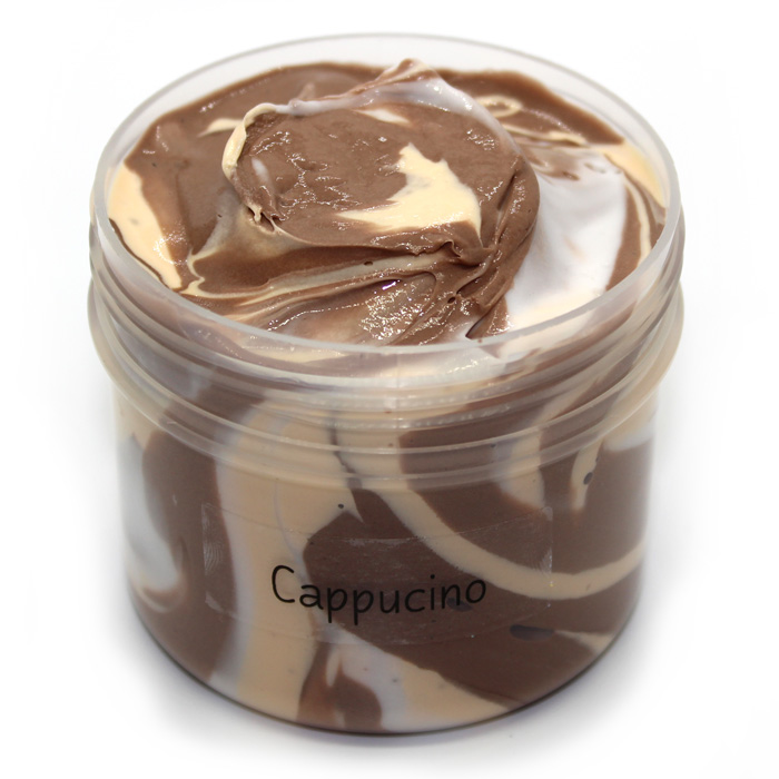 Cappucino Clay Slime