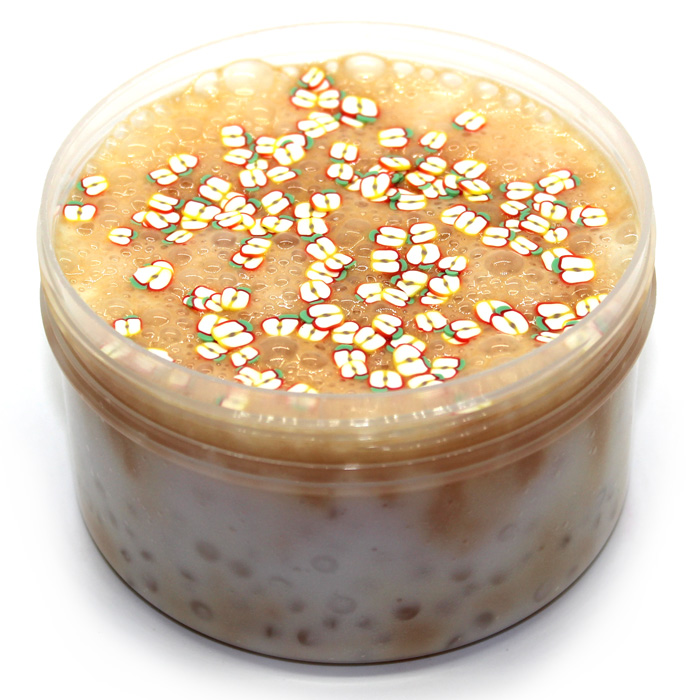 Honey Apple Rice Pudding Slime