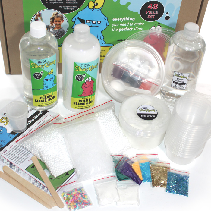 Deluxe V2 DIY slime making kit