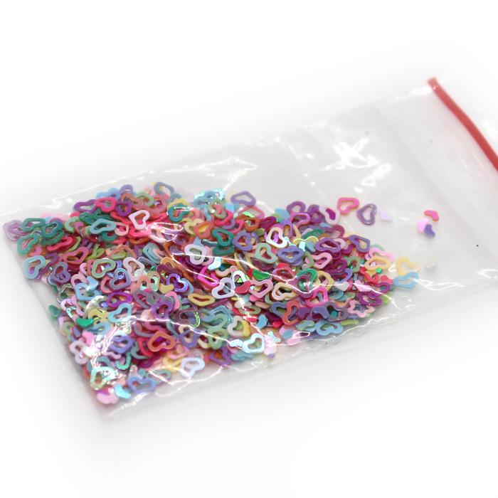 Lots of Heart Confetti