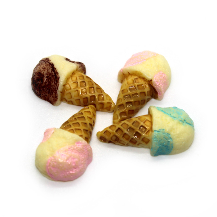 Icecream Cone Charms