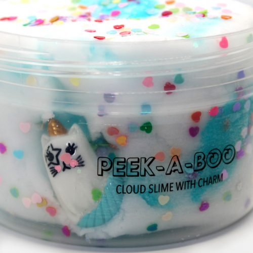 Peek-a-Boo Cloud Slime