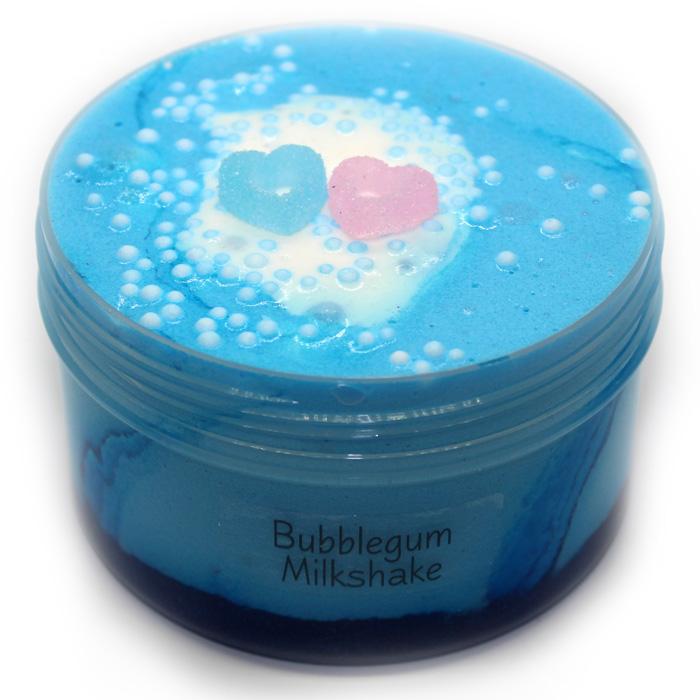 Bubblegum Milkshake Cloud Creme Slime