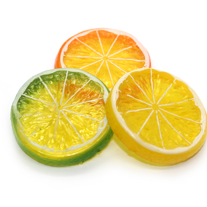Large Citrus Slice