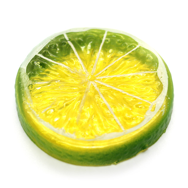 Large Citrus Slice slime
