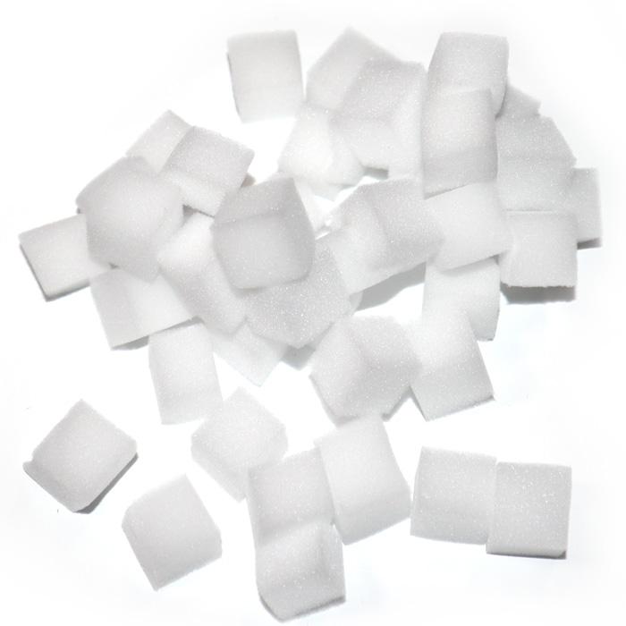 Foam Cubes for slime