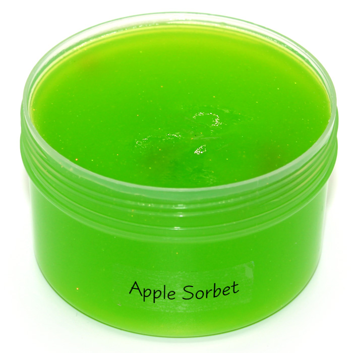 Apple Sorbet Jelly Slime
