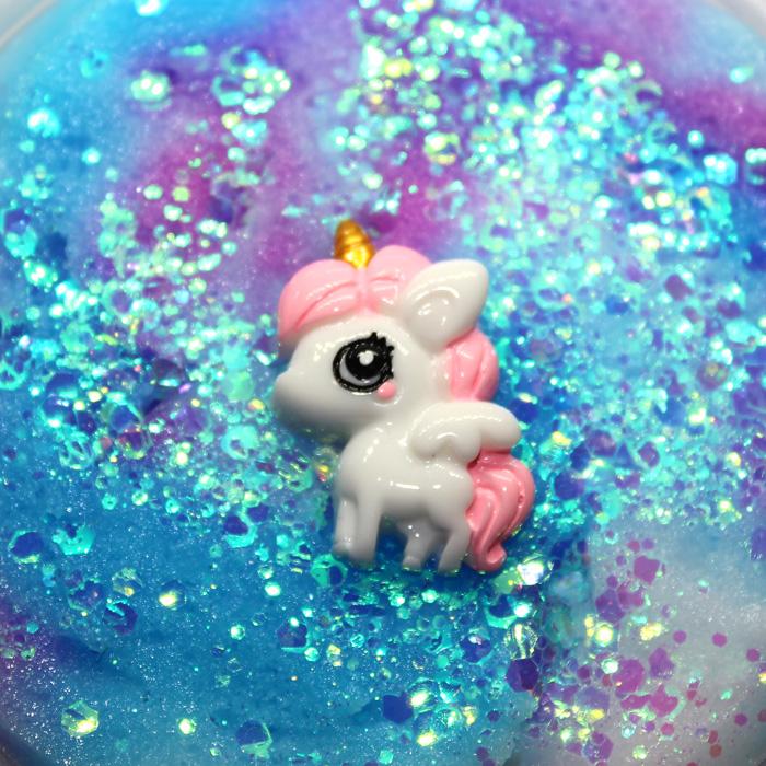 Unicorn Sparkle Icing slime V2