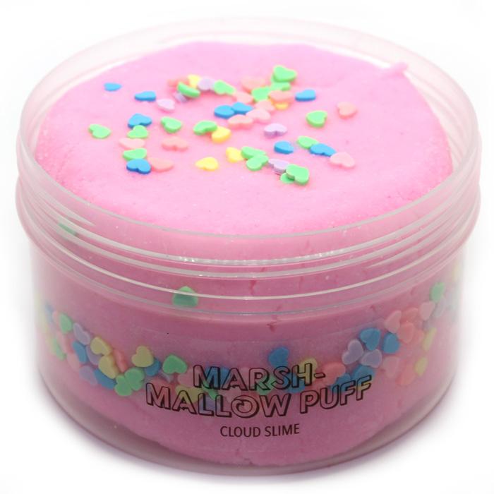 Marshmallow Puff cloud slime