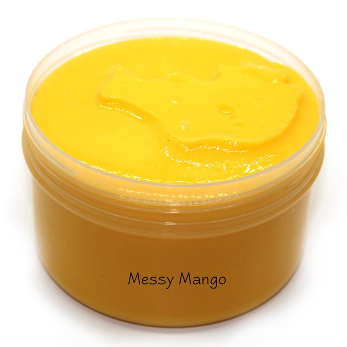 Messy Mango scented basic slime