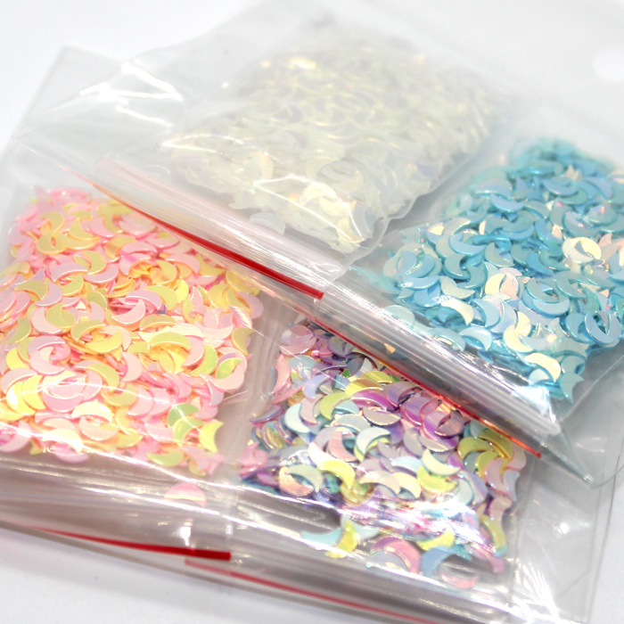 Moon Confetti Set