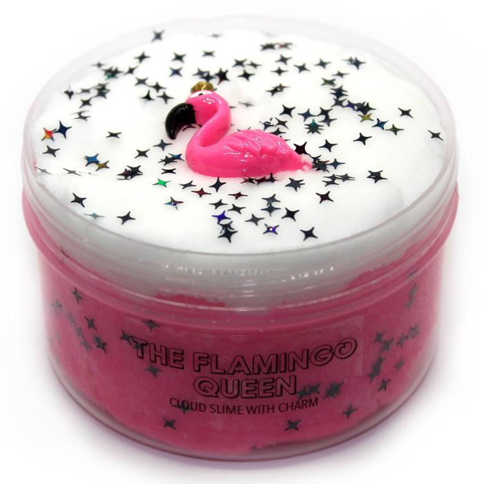 The Flamingo Queen Cloud Slime