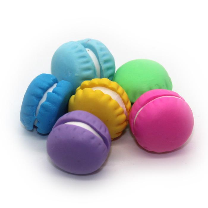 Macaron Charms 3pc
