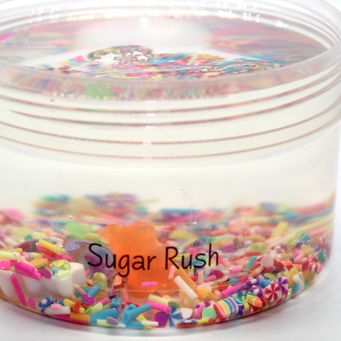 Sugar Rush Clear slime