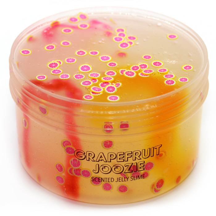 Grapefruit Joozie scented Jelly Slime