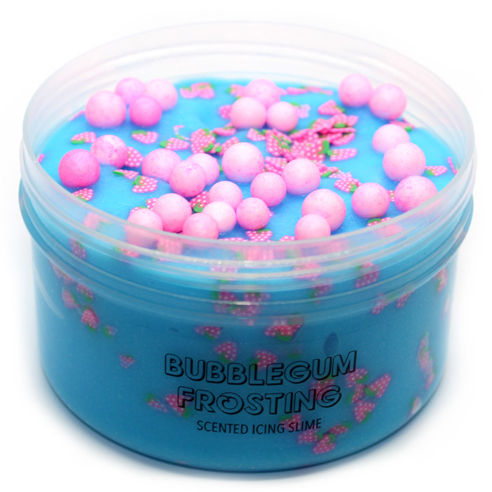 Bubblegum frosting icing slime scented