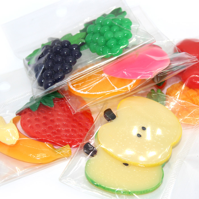 Jumbo Fruit Charms