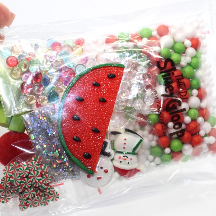 Christmas Slime designer pack