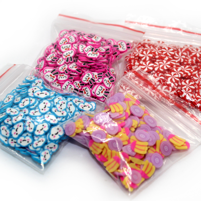 fimo slices mix