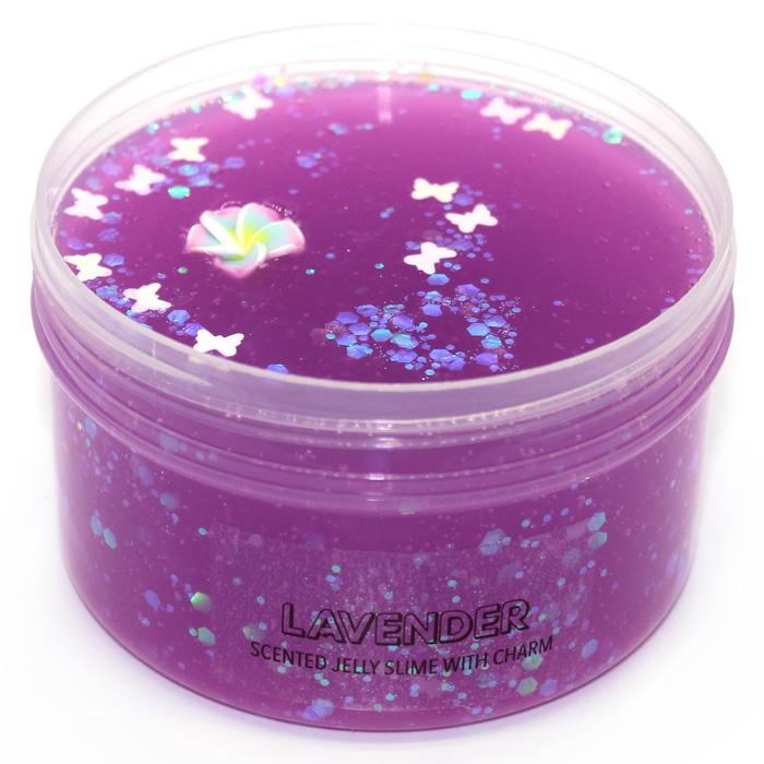 Lavender jelly slime