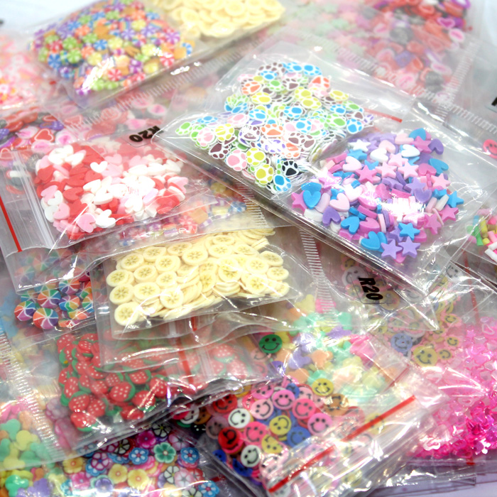 2pc Sprinkle and Fimo pack