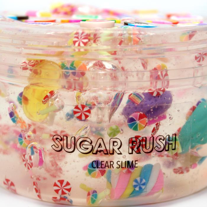 sugar rush clear slime