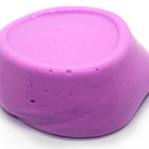 Bubble Pop Plum basic slime