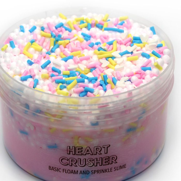 Heart Crusher crunchy slime