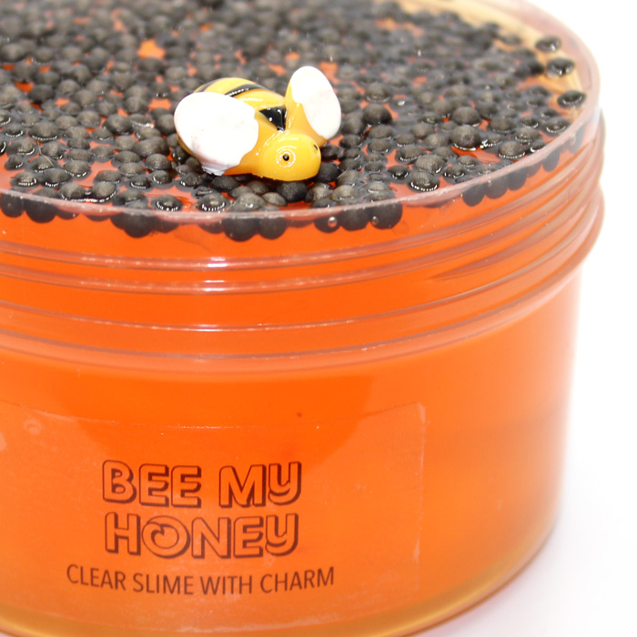 Bee my Honey clear slime