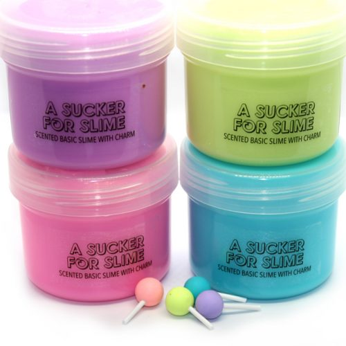 A sucker for slime basic slime with charm
