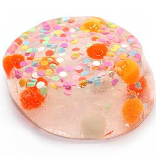 The Lorax clear slime