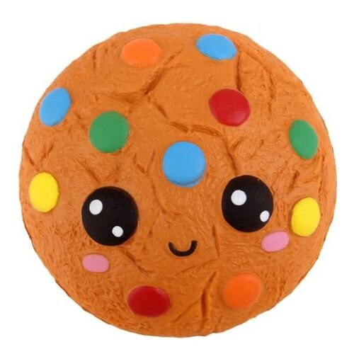 Cookie slow rising squishy