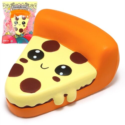 Pizza slow rising squishy large