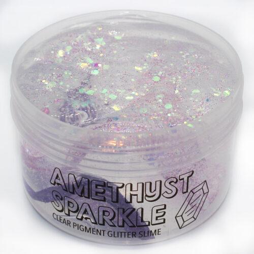 Amethyst sparkle pigment Slime