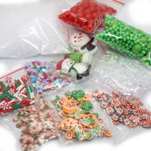 Christmas Slime creator pack