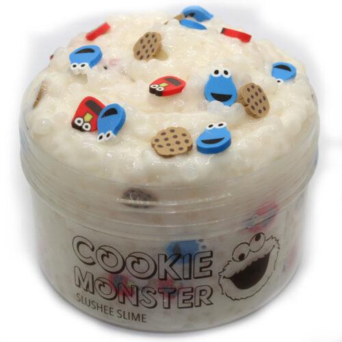 Cookie monster slushee slime