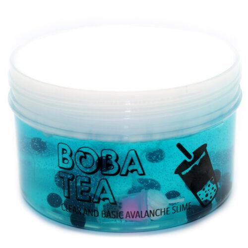 Boba Tea avalanche slime